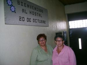 Maritza y Veronica Velasquez, Fundadoras.