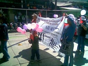 dia de la no violencia contra las mujeres 2008