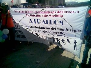 Día de la No Violencia contra las Mujeres 2008.