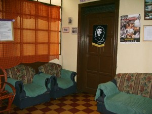 Sala de entrada